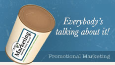 Promotional Marketing - Everybody's talking about it!